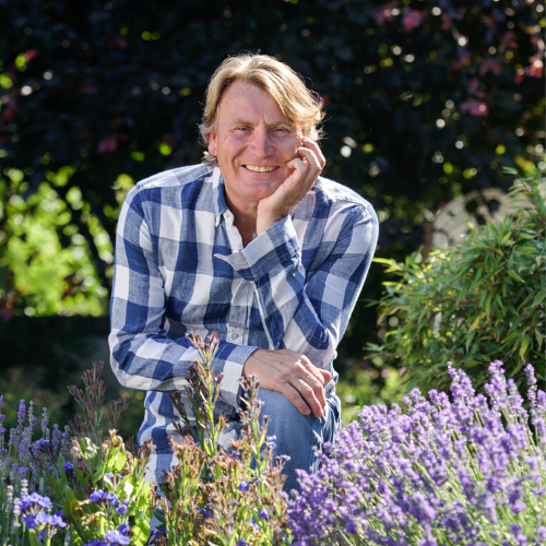 David Domoney takes on role of Patron for Greenfingers Charity