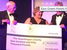 Looking for charity events? Greenfingers Charity has a number of fundraising events!