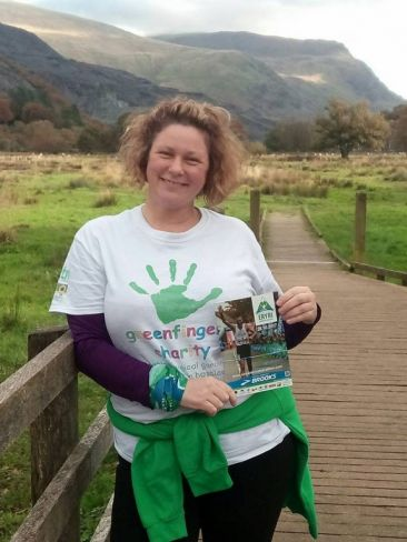 53 for 53 - Helen's Runaway Success for Greenfingers Charity