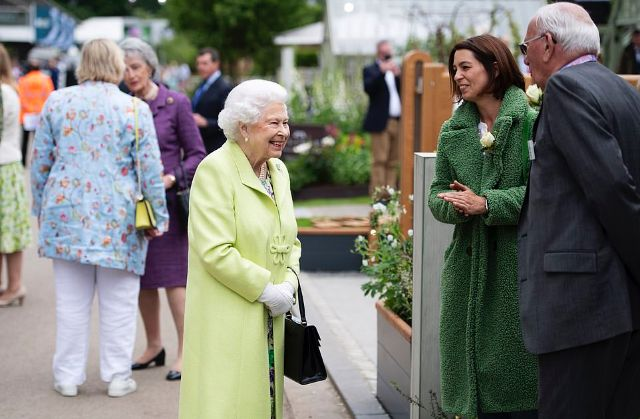 A Wonderful Start to RHS Chelsea Flower Show