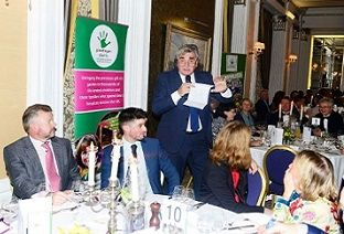 Greenfingers celebrates another superb fundraising dinner