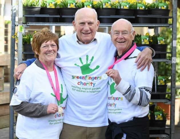 Greenfingers Charity Ambassadors reflect on a successful year