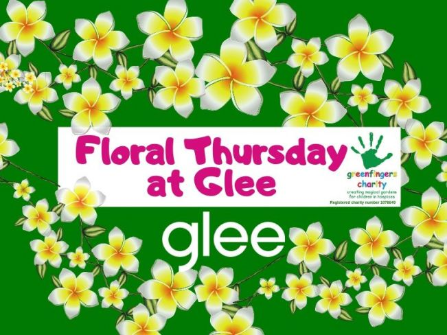 Introducing ... Floral Thursday!