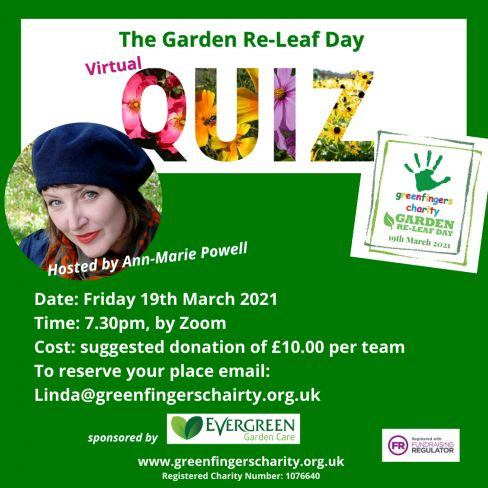 More events confirmed for Garden Re-Leaf Day