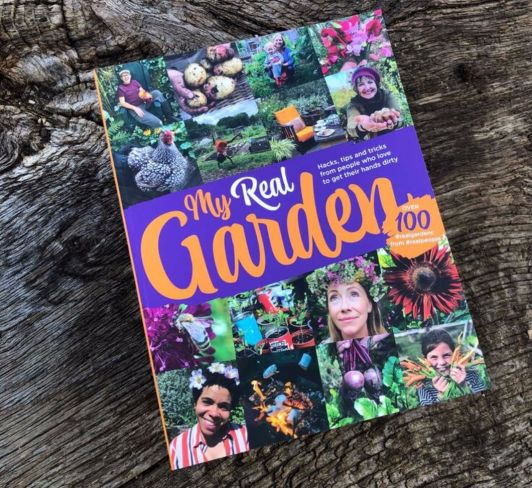My Real Garden Book Launched