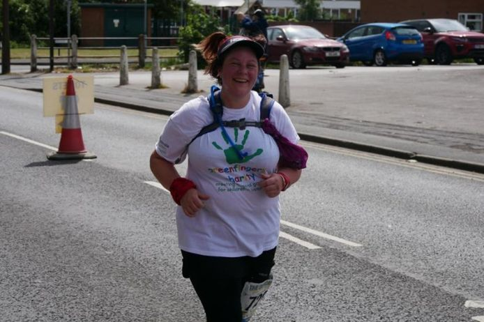 Support Helen Barker from Kew Green Hotels as she takes on the Sahara