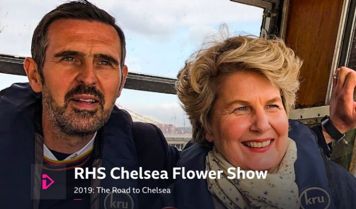 The RHS Chelsea Flower Show Greenfingers Charity Garden featured on BBC2