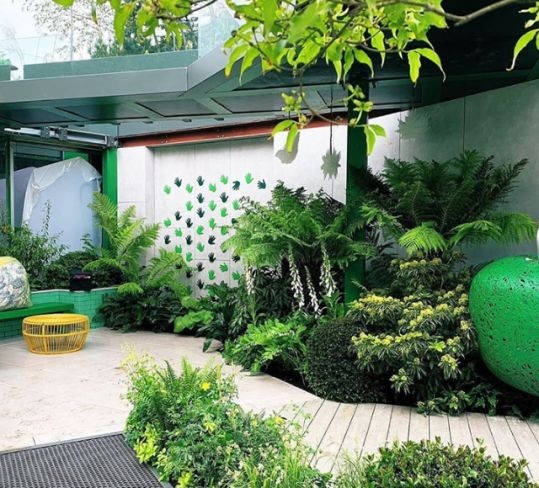 Vote for Greenfingers Garden in the BBC/RHS People's Choice Award