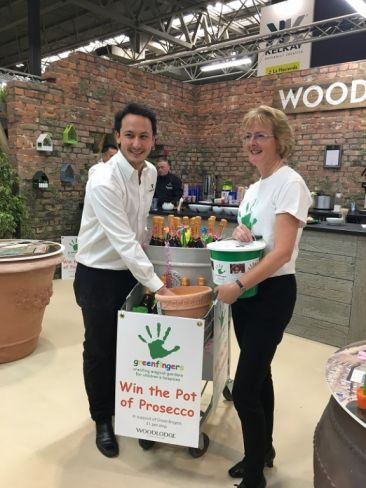 Woodlodge's Pot of Prosecco proves an instant hit at Glee
