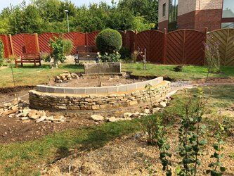 Rainbows Hospice Remembrance Garden