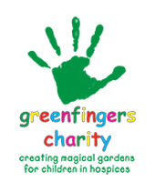 Greenfingers Charity - a childrens charity which builds hospice gardens and therapeutic gardens